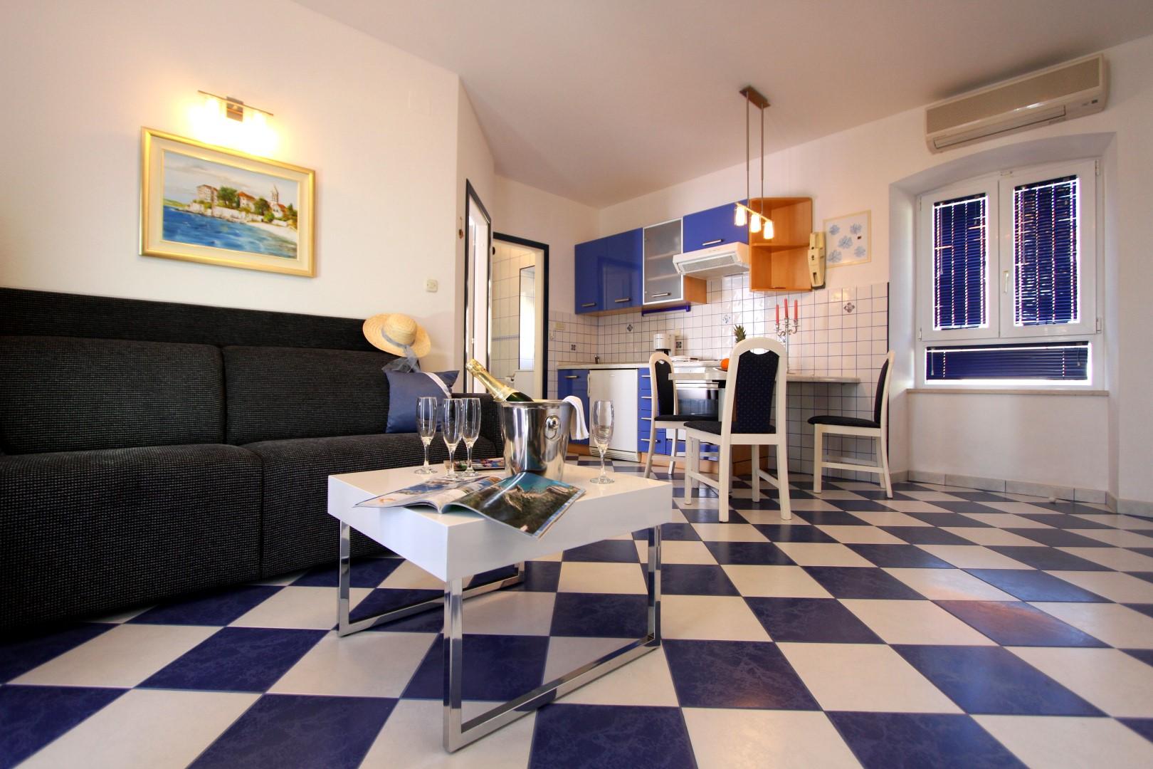 Apartman Belvedere 4