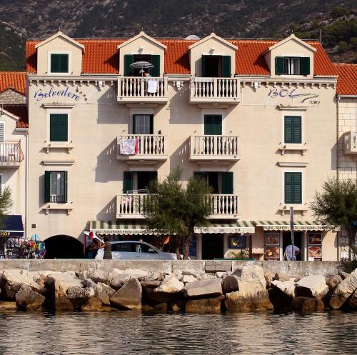 Belvedere Apartments, Apartmani, Unterkunft, Alloggio